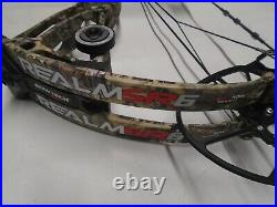2019 Bowtech Realm SR6 Mossy Oak Compound Bow! RH 29/70 25.5-30 60-70lb