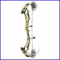 2021 PSE Drive NXT 45 to 60lb Compound Bow, RH, DL 24 to 31-KV Camo