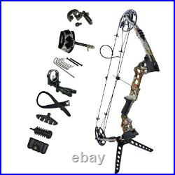 20-70LB Archery Compound Bows Sets Shooting Shooting Takedown Left/Right Hand