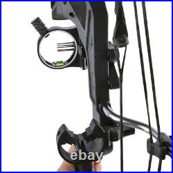 35-50lbs Compound Bow Set Archery Hunting Fishing Right Hand Target Practice