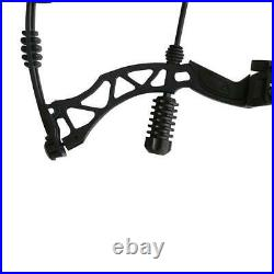 Adjustable 35-70lbs Archery Compound Bow Outdoor Hunting Right Hand 329fps IBO