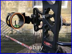 Amazing PSE Compound Bow Outfit R/H 50-70lbs