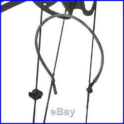 Archery Compound Bow Set 30-70lbs 320FPS Right Hand Outdoor Hunting Shooting