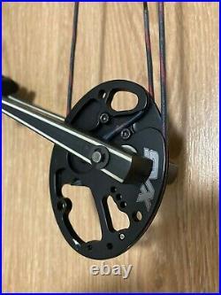 Arco Bow Compound Hoyt Prevail 40 RH 50-60lbs SVX