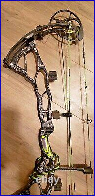 BOWTECH BT-X BOW right hand 27-31 40lb-80lb