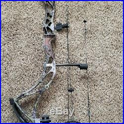 BOWTECH REIGN 6 BOW right hand 29 70lb