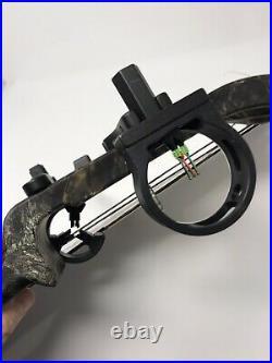 BRAND NEW Martin MOSSY OAK Eliminator HT Compound Bow 70lbs DJ1760