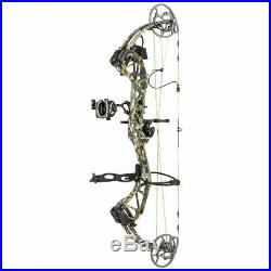 Bear Archery AV04A1100 Paradox RTH Ready to Hunt Bowhunting Compound Bow Package