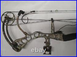 Bear Archery Carnage Compound Bow Package! RH 28/70 25.5-30.5 60-70lb