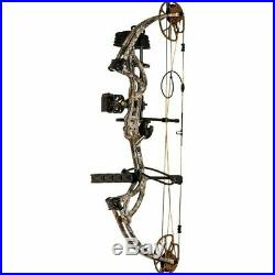 Bear Archery Cruzer G2 Compound Bow 70lbs Hunting Package LH or RH Open Box