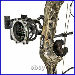 Bear Archery Inception RTH 55-70 Lbs Right Hand Compound Bow Realtree Edge
