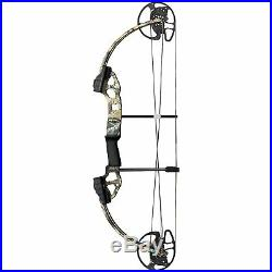 Bear Archery Outbreak Realtree Camo Compound Bow Left Hand 70lbs 308 FPS