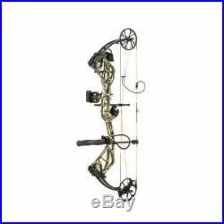 Bear Archery Species RTH Compound Bow Realtree Edge 45-60lbs Left Hand- Open Box