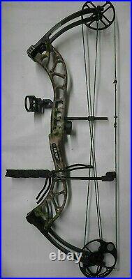 Bear Archery Wild Compound Bow RTH Package! RH 28/60 24-31 50-60lb