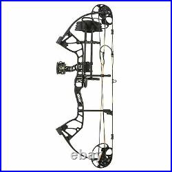 Bear Royale RTH Compound Bow with 5-50 lbs Archery Hunting Package Open Box