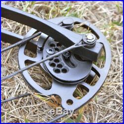 Bogenschießen Compound Bogen Set 30-55lbs Einstellbare 310fps Jagd Sportbogen