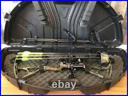 Bowtech Admiral compound bow professional setup RH 40-50lbs 24-30 draw