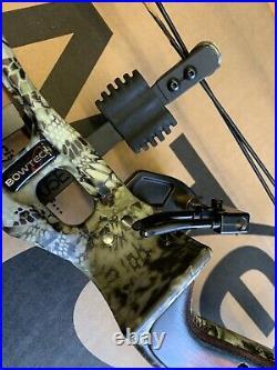 Bowtech BTX-31 Archery 50 Lb RH Compound Bow