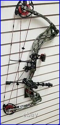 Bowtech Carbon Icon G2 DLX Compound Bow Package