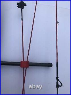 Bowtech Carbon Knight RH Compound Bow 40-50lb 26.5-30.5