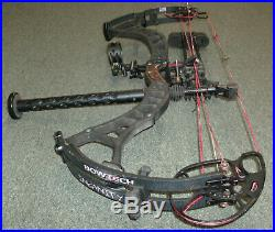 Bowtech Insanity CPX Compound Bow 60-70 Lbs Right Hand
