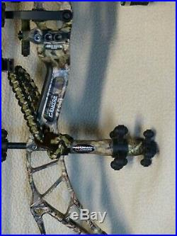 Bowtech Realm Mossy Oak Country Complete Setup ($875) 60 lb, 25-31 in