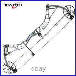 Bowtech Realm SS Kryptek Altitude RH 25-31 60-70lb New