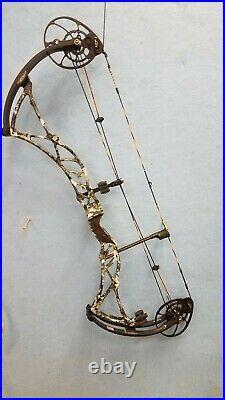 Bowtech Reign 7 Compound bow RH 70lbs