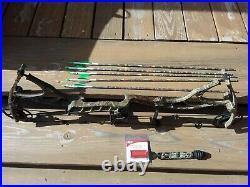 Bowtech captain Compound Bow 70lb 29 inch draw length