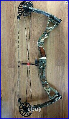 Browning Illusion Right Hand Compound Bow 70 Lb 29 Draw Length Great Shape