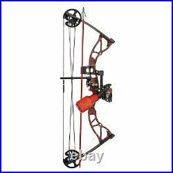 Cajun Bowfishing Shore Runner EXT Bowfishing Package Red Veil Alpine 45 LBs RH