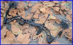 Compound Bogen Carbonpfeile Set 30-70lbs Einstellbare 329fps Bogenschießen Jagd