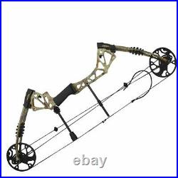Compound Bow 15-70lbs Aluminum Adjustable Archery Hunting Shooting Arrow Rest