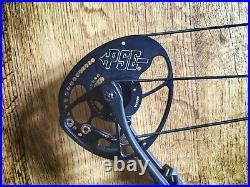 Compound Bow PSE Stinger Extreme Black 30lb-70lb Adjustable