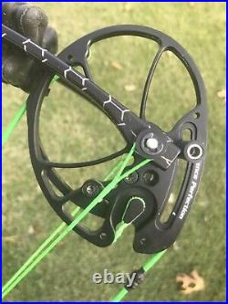 Compound Bow Xpedition Perfexion RH 60lb Target