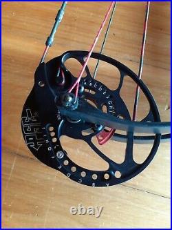 Compound bow PSE Supra Max R/H 50 lb