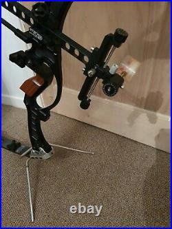 Compound bow merlin 60lb right handed