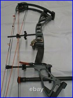 Darton DS-700 Compound Bow Package! RH 60-70lb. 27-30 335fps 28/70lb