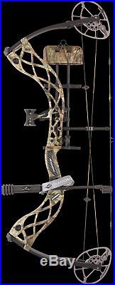 Diamond Archery Deploy SB R. A. K. Compound Bow RH 50lb