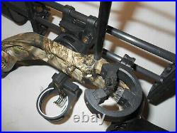 Diamond Infinite Edge Pro Youth Compound Bow Package! RH 5-70lb. 13-31