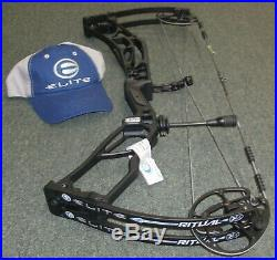 Elite Ritual 30 Compound Bow Right Hand 65 lbs. 28.0 Inch Draw