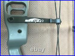 G5 Prime STX 36 V2 60lbs Compound Bow Left-handed. 27draw length