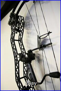 Gearhead Archery-b30 Compound Bow, 1911 Slider Grip, Black