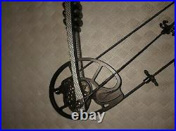 Greyback Left Handed Compound Bow up to 70lb draw weight
