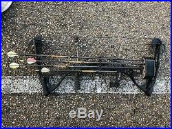 HOYT CHARGER COMPOUND HUNTING BOW 30 DRAW / 70LB DRAW WEIGHT (originally900)
