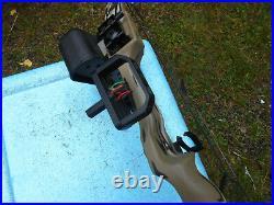 HOYT RAIDER Compoundbogen 35-50lbs, Draw Lenght 28, gut Zust, leicht. Gebrauchsp
