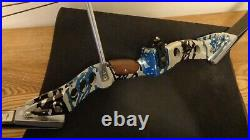HOYT Supreme Compound Bow 50-60lbs Long Draw RH