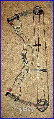 HOYT VECTOR 32 BOW 28 70lb RH in new condition