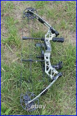 Handed Archery Hunting Compound Bow 3570lbs Right Handed Or Left Sets