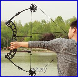 High Quality Compound Bow Arrows Set 30-60lbs Adjustable Archery Hunting Sport